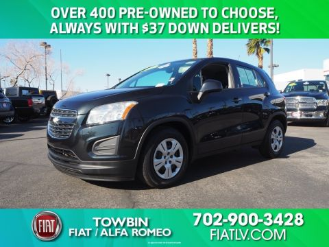 Pre-Owned 2016 CHEVROLET TRAX LS 1LS