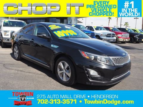 Pre-Owned 2016 KIA OPTIMA HYBRID