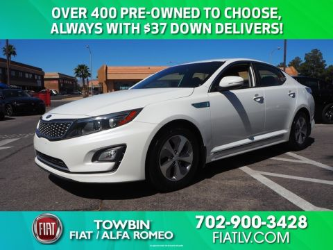 Pre-Owned 2015 KIA OPTIMA HYBRID