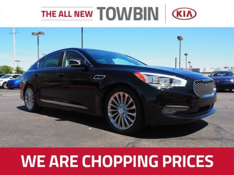 Pre-Owned 2017 KIA K900 LUXURY