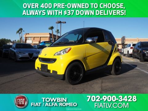 Pre-Owned 2010 smart FORTWO PASSION
